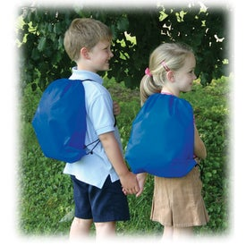 Advertising Draw String Back Pack