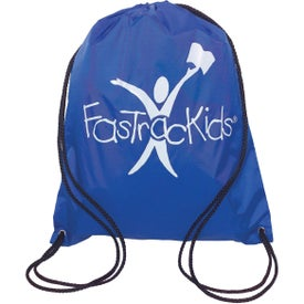 Drawstring Backsack with Your Logo