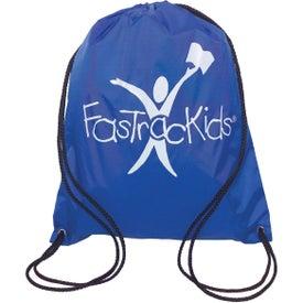 Drawstring Backsack with Your Logo
