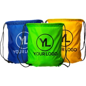 Logo Drawstring Backsack