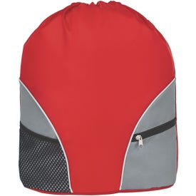Polyester Drawstring Backpack for Your Church