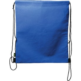 Non Woven Polypropylene Drawstring Backpack for Your Church