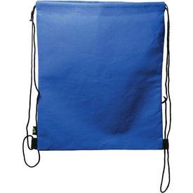 Non Woven Polypropylene Drawstring Backpack for Your Church