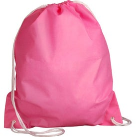 Drawstring Bag Imprinted with Your Logo
