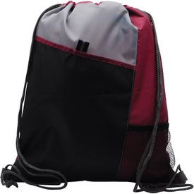Polyester Drawstring Sport Pack for Your Organization