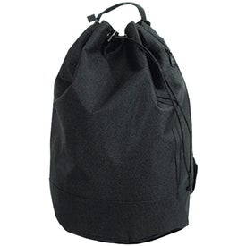 Logo Drawstring Tote / Backpack