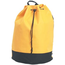 Imprinted Drawstring Tote / Backpack