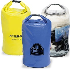 Dry Pak Bag Imprinted with Your Logo