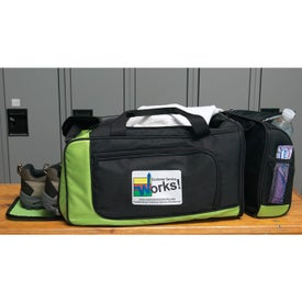 Dual Lunch/Sports Duffel for Customization