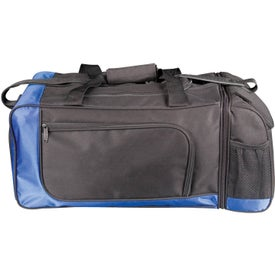 Personalized Dual Lunch/Sports Duffel