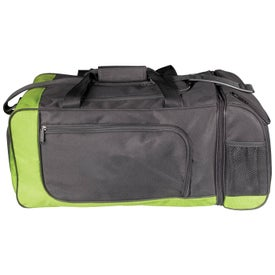 Advertising Dual Lunch/Sports Duffel