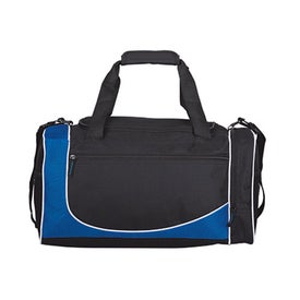 Polyester Duffel Bag with Shoulder Strap with Your Logo