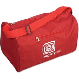 Duffel Bag Imprinted with Your Logo