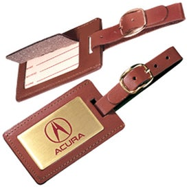 Personalized East Side Luggage Tag