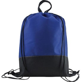 Easy Hang Drawstring Backpack for Customization