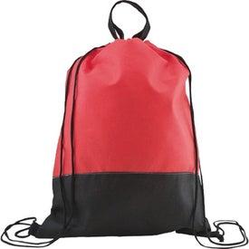 Customized Easy Hang Drawstring Backpack