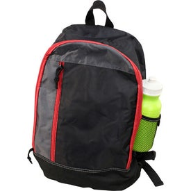 Imprinted Eclipse Backpacks