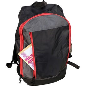 Branded Eclipse Backpacks