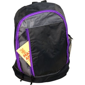 Eclipse Backpacks with Your Slogan