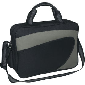 Promotional Ecliptic Briefcase / Messenger Bag