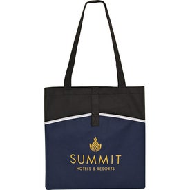 Imprinted Eco Carry Conference Bag