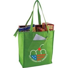 Custom Eco Carry Insulated Shopping Bag