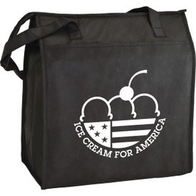 Advertising Eco Carry Insulated Shopping Bag