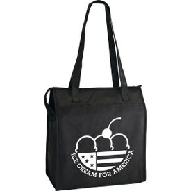 Customized Eco Carry Insulated Shopping Bag