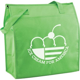 Personalized Eco Carry Insulated Shopping Bag