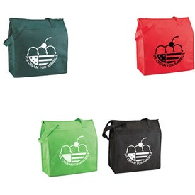Eco Carry Insulated Shopping Bag for Customization