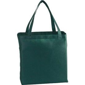 Logo Eco Carry Large Market Bag