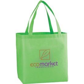 Promotional Eco Carry Large Market Bag