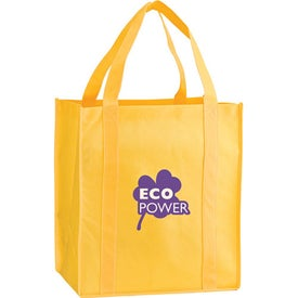 Eco Carry Large Shopping Bag for Your Organization