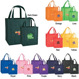 Promotional Eco Carry Large Shopping Bag
