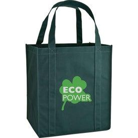 Custom Eco Carry Large Shopping Bag