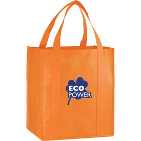 Custom Eco Carry Large Shopping Bag