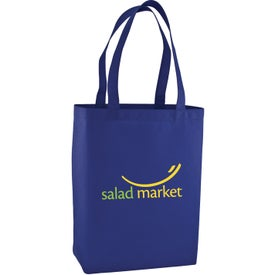 Eco Carry Standard Market Bag with Your Slogan