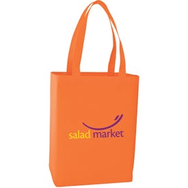 Imprinted Eco Carry Standard Market Bag