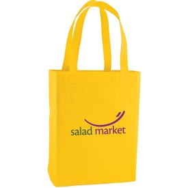 Imprinted Eco Carry Standard Market Bag