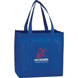 Personalized Eco Carry Standard Shopping Bag