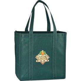 Imprinted Eco Carry Standard Shopping Bag