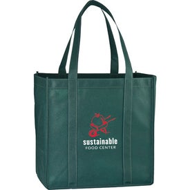 Eco Carry Standard Shopping Bag Printed with Your Logo