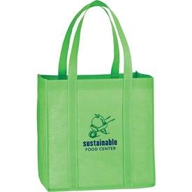 Logo Eco Carry Standard Shopping Bag