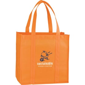Monogrammed Eco Carry Standard Shopping Bag