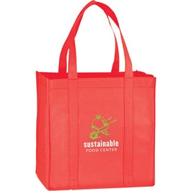 Printed Eco Carry Standard Shopping Bag