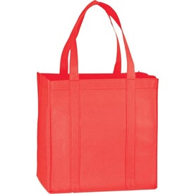 Eco Carry Standard Shopping Bag Imprinted with Your Logo
