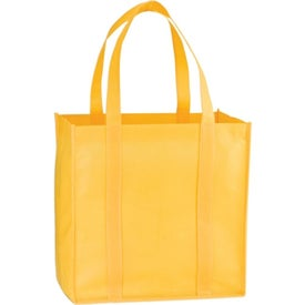 Custom Eco Carry Standard Shopping Bag