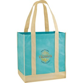 Company Eco Carry Two Tone Shopping Bag