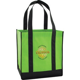 Eco Carry Two Tone Shopping Bag