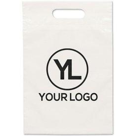 Monogrammed Eco Die Cut Handle Bag